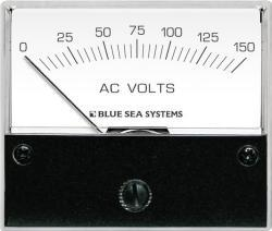 AC Analog Voltmeter 0-150 Volts, 2-3/4
