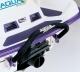 Yamaha Wave Blaster, Wave Blaster II, Black PWC Step - Aqua Performance