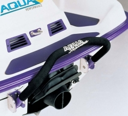 Yamaha Wave Blaster, Wave Raider, Black PWC Step - Aqua Performance