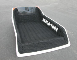 "Hydrospace S4 with 2"" Kick Tail PWC Cut Groove Mat Kit - Hydro-Turf"