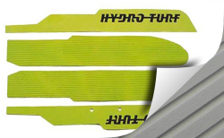 Kawasaki X2 PWC Cut Groove Mat Kit 3M Backing - Hydro-Turf