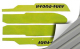 Kawasaki X2 PWC Cut Groove Mat Kit 3M Backing - Hydro-Turf
