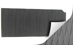 Kawasaki 550SX PWC Cut Diamond Mat Kit 3M Backing - Hydro-Turf