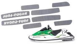 Kawasaki Ultra 150, Ultra 130 PWC Cut Groove Mat Kit - Hydro-Turf