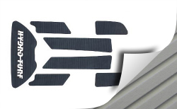 SeaDoo LRV PWC Cut Groove Mat Kit 3M Backing - Hydro-Turf