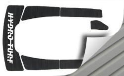 SeaDoo HX PWC Cut Groove Mat Kit 3M Backing - Hydro-Turf
