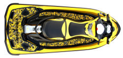 SeaDoo RXT IS, X-IS 260 & aS 260 2009-2012, GTX Limited IS 2009-2012, GTX S 155 2012 PWC Molded Diamond Mat Kit - Hydro-Turf