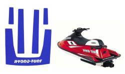 Polaris SL & SLX Pre-1999, Pro 785 1999-2001 PWC Cut Groove Mat Kit - Hydro-Turf