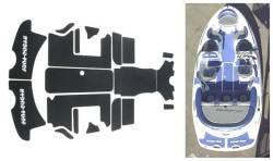 SeaDoo Challenger 2000 2000-2004, Challenger X 2002 Jet Boat Molded Diamond Mat Kit - Hydro-Turf