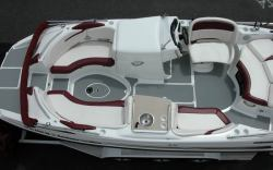 SeaDoo Islandia 2000-2008 (Flat Only) Jet Boat Cut Groove Mat Kit - Hydro-Turf