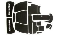 SeaDoo Chalenger 2001, Sportster DI 2001-2005 Jet Boat Cut Groove Mat Kit - Hydro-Turf