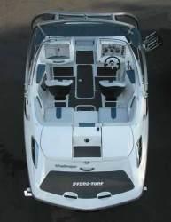 SeaDoo Challenger 180 2007-2008 Jet Boat Cut Groove Mat Kit - Hydro-Turf