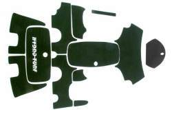 Yamaha Exciter All Years Jet Boat Cut Groove Mat Kit - Hydro-Turf