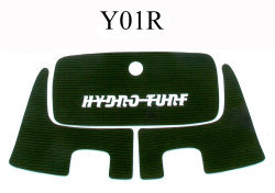 Yamaha Exciter All Years Jet Boat Boarding Platform Cut Groove Mat Kit - Hydro-Turf