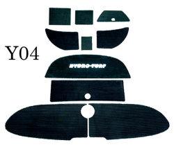Yamaha SR230 & SX230 & AR230 2005-2006 Jet Boat Cut Groove Mat Kit - Hydro-Turf