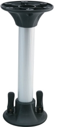 Surface Mount Socket Base for Quick Release Table Pedestal System - Garelick