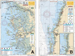 Clearwater To Crystal River - Waterproof Charts