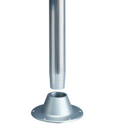 "Fluted Taper Stanchion Post for Conversion to Bunk Height 13"" - Garelick"