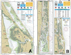 Mosquito Lagoon & Indian River - Waterproof Charts
