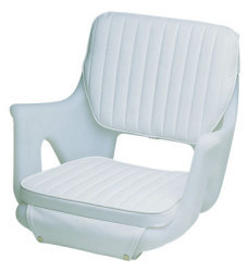 050 Premium Roto Molded Seat with Cushions - Garelick