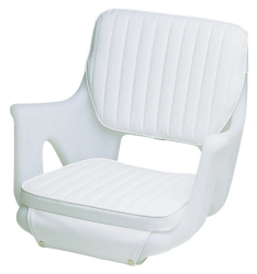 050 Premium Roto Molded Helm Seat Replacement Cushion Set - Garelick