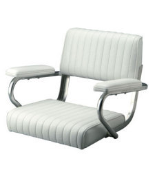 281 Multipurpose Seat, White - Garelick