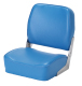 390 Quality Fold-Down Seat, Blue - Garelick