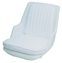 400 Roto Molded Seat with Cushions - Garelick