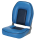 890 Classic Fold Down Seat, Light Blue-Navy - Garelick