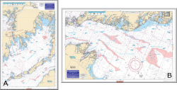 Buzzards Bay And Nantucket Sound - Waterproof Charts