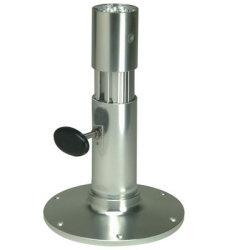 "Adjustable Height 18""-23"" Standard Friction Lock Smooth Pedestal - Garelick"