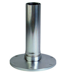 "9"" Fixed Height Ribbed Seat Pedestal - Garelick"