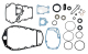 Yamaha Outboard Lower Unit Seal & Gasket Kits-REV GEAR - Mallory