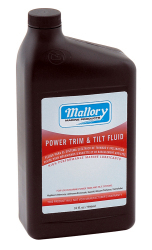 POWER TRIM & TILT FLUID - Mallory