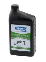 OIL, 25W40, 4-STROKE - QT - Mallory