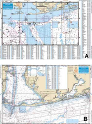 Mobile Bay to Pensacola Offshore Fishing - Waterproof Charts