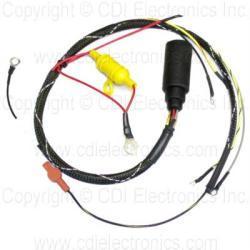 Merc Harness 414-6219A 5 - CDI Electronics