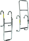 Garelick Eez-In Stainless Steel Transom Ladder