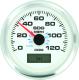 SeaStar White Premier Pro Gps Speedometer