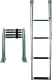 Seasense Stainless Steel Ladder, 4-Step