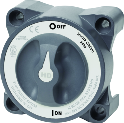 HD Battery Switch, On-Off - Blue Sea Systems