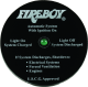 Fireboy Fire System Status Indicator Panel