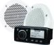 Marine Receiver/Speaker Package - Fusion