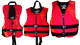 Infant 0-30 lbs Neoprene Life Jacket/Vest Red …