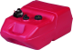Ultra 6 Portable Fuel Tank, 6 Gallon with EPA Cap - Moeller