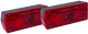 Tail Light, 8-Function w/License Illuminator, …