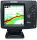 "Humminbird 596C HD Fish Finder with Transom Mount Transducer & 5"" Color Display"