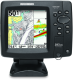 "Humminbird 597Ci HD with Trans. Mount Transducer, Internal Antenna & 5"" Color Display"