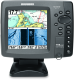 "Humminbird 798Ci with Transom Mnt Transducer, Internal Antenna & 5"" Color Display"