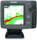 "Humminbird 778C HD Fish Finder with Transom Mount Transducer & 5"" Mono Display"